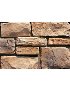 Brique murale d'angle WILDERNESS STONE SERIES GB-TF09 pièce