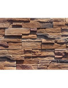 Brique murale d'angle BOJIAO ROCK SERIES GB-A27 pièce