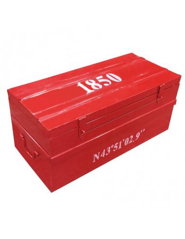 Lot de 2 maillets en mousse rouge avec manche en bois 33 cm
