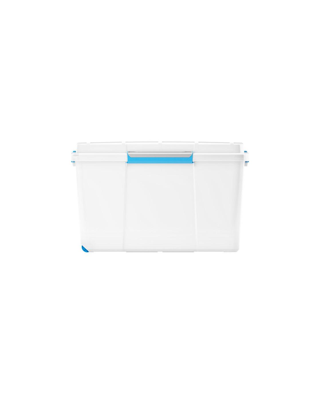 Boite Rangement Hermétique Cave kis boîte de rangement plastique scuba box xl transparent