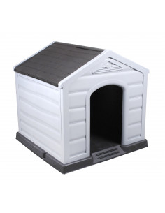 FORNORD Niche pour chien plastique xxl