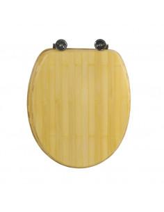 FRANDIS Abattant wc bambou clr 42.5x37