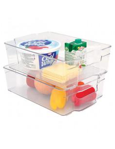FRANDIS Boîte de rangement frigo 6 L