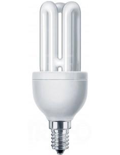 HYPER BRICO Ampoule 3U E14 Blanc chaud 11W