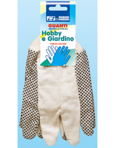 PARODI & PARODI Polka gants de jardin taille femme