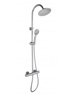 ROUSSEAU Colonne de douche avec robinetterie DAKOTA THERMOSTATIQUE Chromé