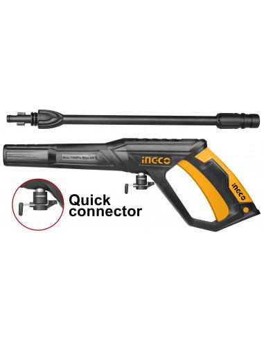 INGCO AMSG028 Pistolet avec lance pour nettoyeur haute pression INGCO
