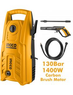 INGCO HPWR14008 Nettoyeur haute-pression 1400W 130bar