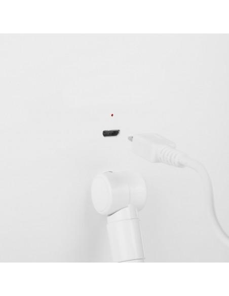 SMARTWARES IWL-60008 Miroir avec éclairage LED rechargeable pliable