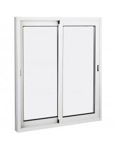 Fenêtre coulissante aluminium 1400x500mm