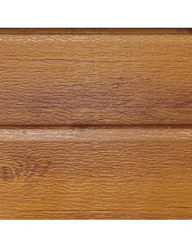 CLIN ALUMINIUM W7S-001 Jonction 3000 x 40 x 16 mm merisier