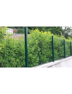 GRILLAGE Panneau rigide vert 1.53x2m