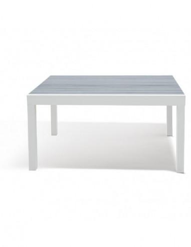 Table extensible Finland blanc et...