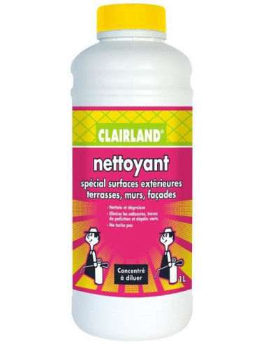 CLAIRLAND Nettoyant Surfaces...