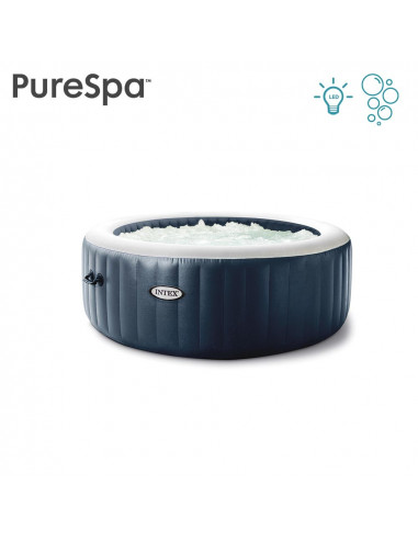INTEX Pure Spa Gonflable BLUE NAVY 4...