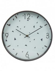 DIFFUSION Horloge ronde...