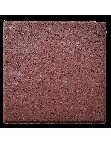 OLDCASTLE Dalle en pierre rouge carré...