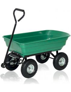COGEX Chariot de jardin 75L