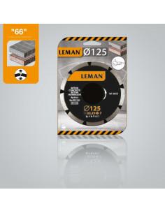 LEMAN 66125 Disque Diamant...