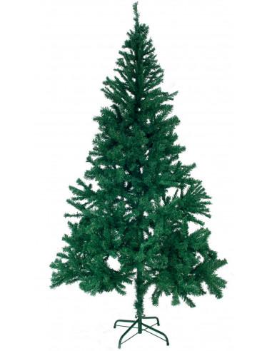 FOMAX Sapin vert touffu - H.120 cm