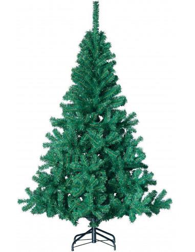 FOMAX Sapin vert touffu - H.180 cm
