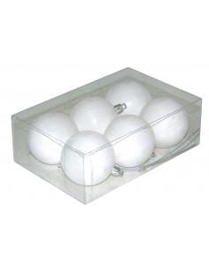 DIFFUSION Set de 6 boules...