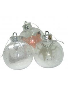 DIFFUSION Boule de Noël...