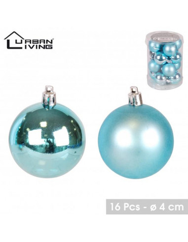 FORNORD 800871 Set de 16 Boules de...