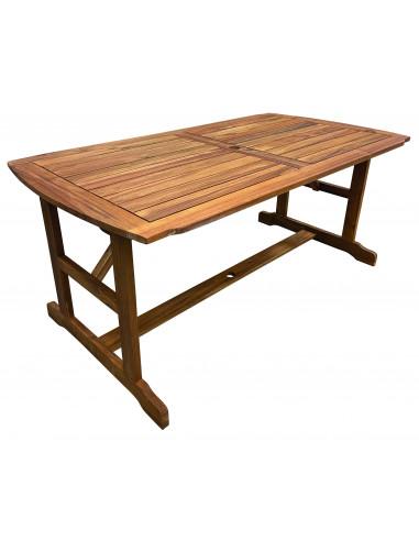 BEECHROW T4X-ACACIA Table rectangle...