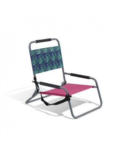 DIFFUSION 547559 Chaise de plage pliante
