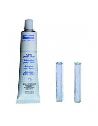 Gre kit r paration liner piscine colle rustine liner - Kit reparation liner ...