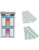 GRE Trousse chlore + pH - pastilles DPD1