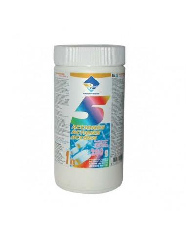 HYDRAPRO Chlore 4en1 galets 1kg