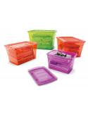 KIS OMNI BOX XL Vert Transparent 39 x 58,5 x 36,5 cm 60L