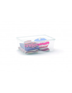 KIS C Box S transparent 10,5L 37x26x15m