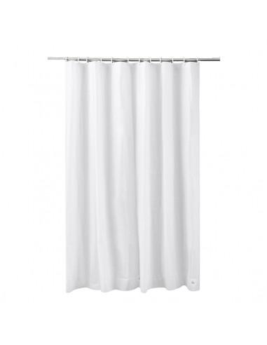 FRANDIS Rideau de douche peva blanc 180x200cm