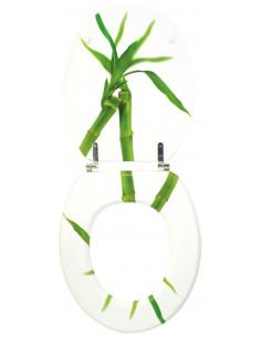 WIRQUIN Abattant WC trendy line vegetal