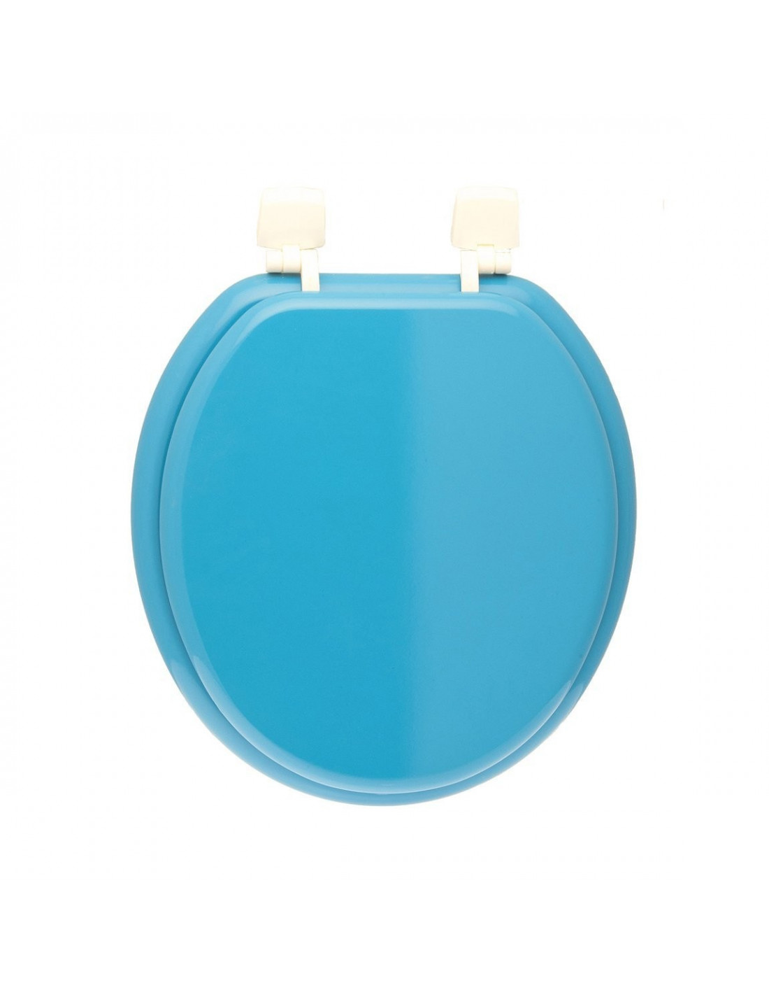 frandis abattant wc mdf bleu hyper brico. Black Bedroom Furniture Sets. Home Design Ideas