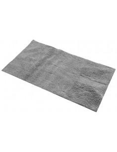 FRANDIS Tapis de Bain Coton Gris 45 x 75 cm