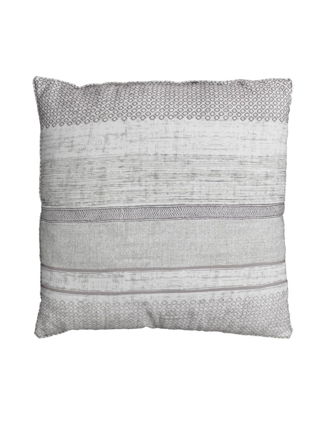 Douceur d 39 interieur coussin panama coton polyester coton - Coussin d interieur ...