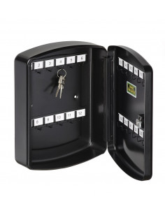 BURG WACHTER Armoires à clés KB24S 25,5 x 20 x 7,5 cm