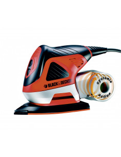 BLACK & DECKER KA272 Multi-ponceuse 2en1 170W