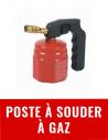 Poste à souder à gaz
