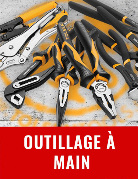Outillage à main