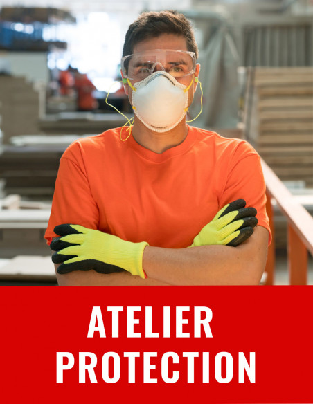 Atelier protection