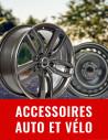 Accessoires auto et vélo