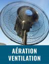 Aération ventilation