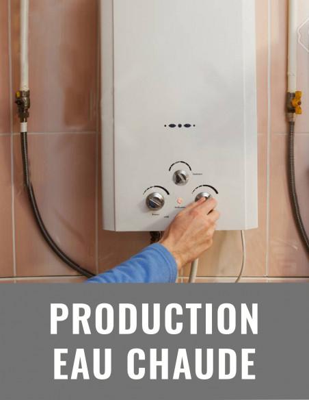 Production eau chaude