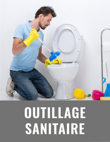 Outillage sanitaire