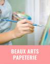 Beaux arts papeterie